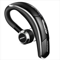 Mpow イヤホン Bluetooth 片耳
