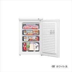 シャープ 直冷式冷凍庫 FJ-HS9X-W
