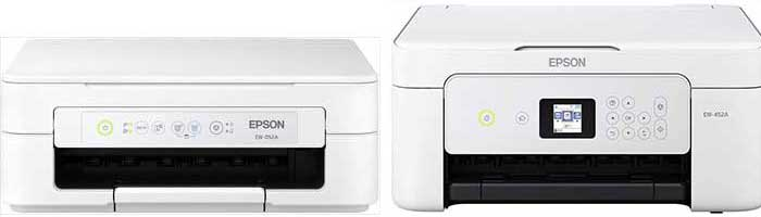 エプソン EW-052AとEW-452A