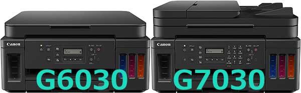 エプソン G6030とG7030