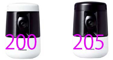 KX-HZN200とKX-HDN205の違い
